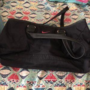 Nike Sturdy Black Tote/Gym Bag